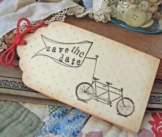 Partecipazioni Matrimonio Bicicletta.Tema Matrimonio Bicicletta Sposa Felice