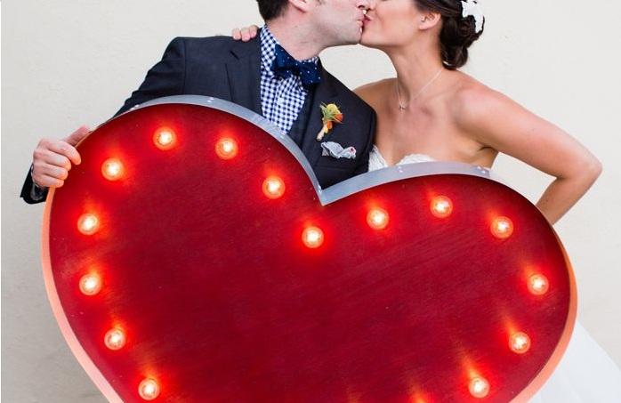 Tema matrimonio San Valentino