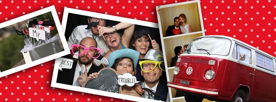 Funny Photo Booth scatti matrimonio originali