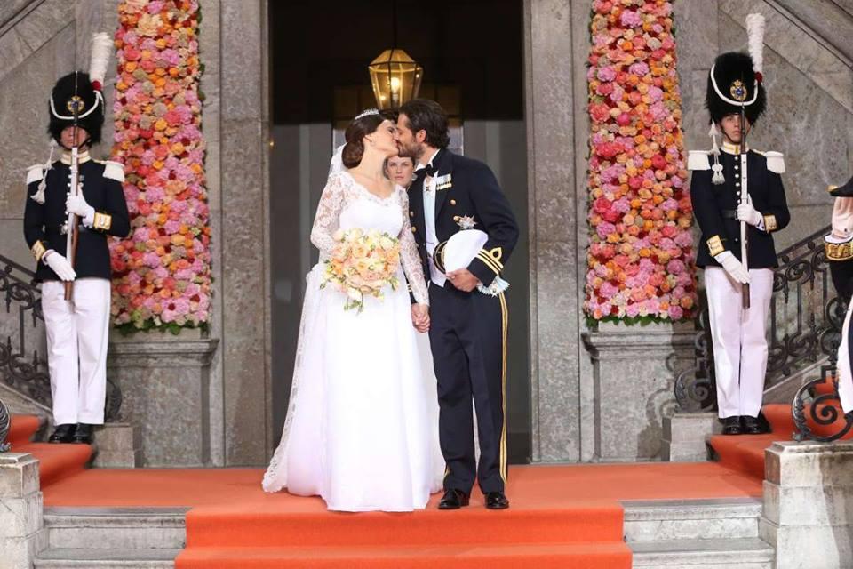 La favola moderna di Carl Philip e Sofia Hellqvist … oggi sposi !