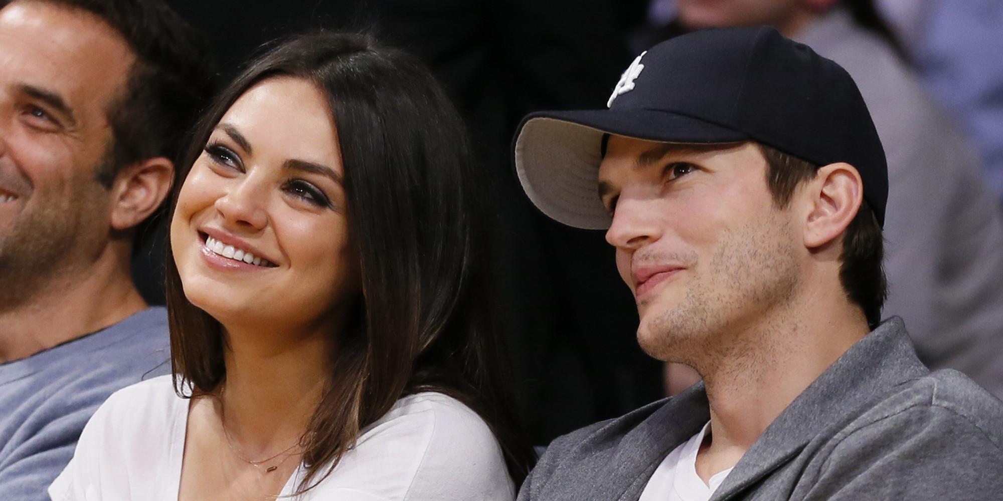 Ashton Kutcher e Mila Kunis nozze a sorpresa