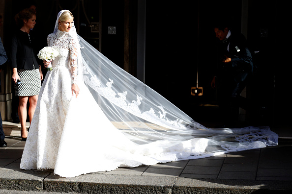 Nicky Hilton sposa a Londra James Rothschild