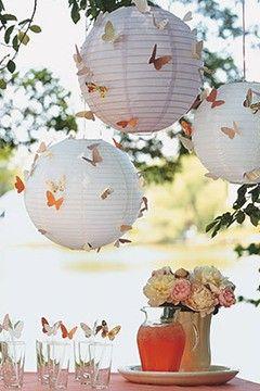 Matrimonio Tema Primavera : Tema matrimonio farfalle