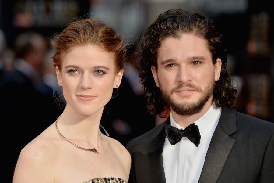 La proposta di matrimonio di Kit Harrington e Rose Leslie