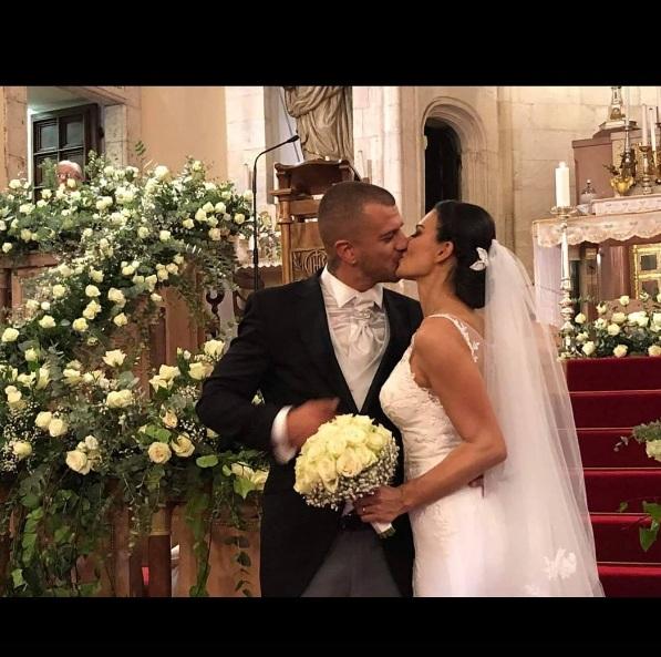 il matrimonio di Elga Enardu e Diego Daddi