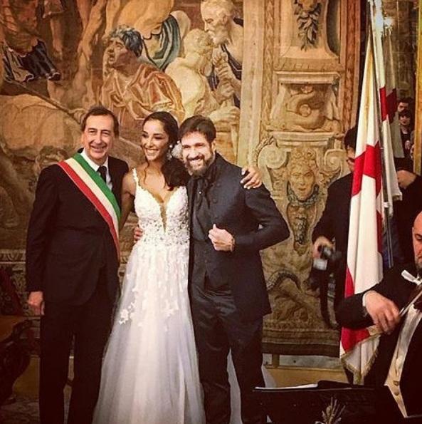 Il matrimonio di Edoardo Stoppa e Juliana Moreira