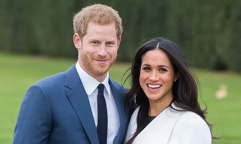 Harry D'Inghilterra e Meghan Markle fidanzamento ufficiale
