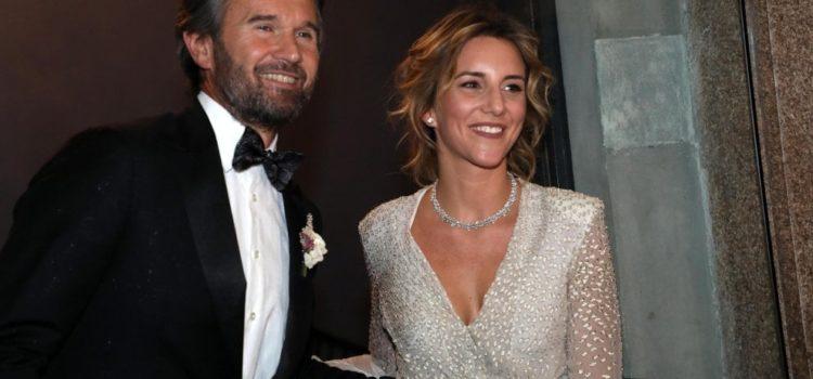 Il matrimonio di Carlo Cracco con Rosa Fanti