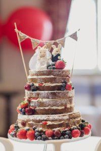 Torte matrimonio naked cake 9