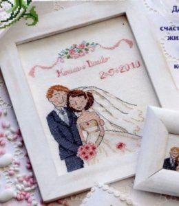 Matrimonio punto a croce idee schemi e tutorial 8