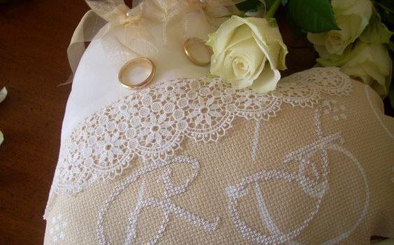 Matrimonio punto a croce idee schemi e tutorial
