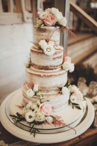 Torte matrimonio naked cake 1