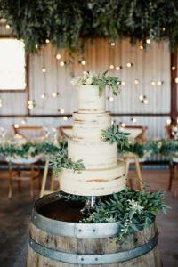 Torte matrimonio naked cake 2