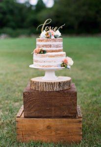 Torte matrimonio naked cake 3