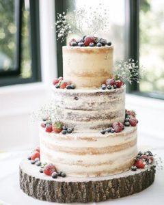 Torte matrimonio naked cake 4