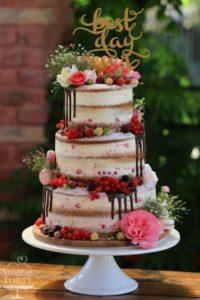 Torte matrimonio naked cake 5