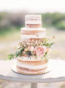 Torte matrimonio naked cake 6