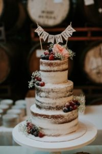 Torte matrimonio naked cake 7