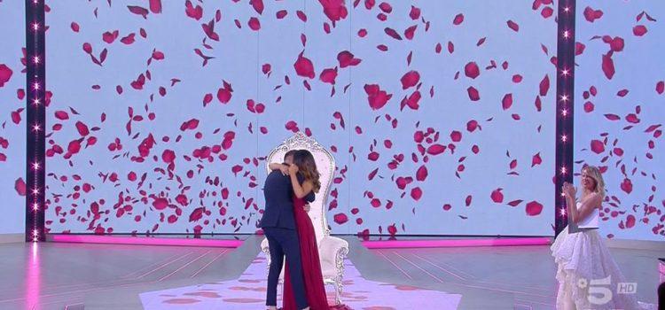 Rosa Perrotta Pietro Tartaglione sposi Isola dei famosi