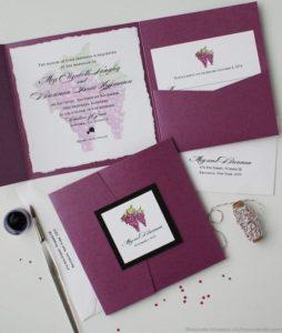 Partecipazioni Matrimonio Tema Vino.Matrimonio A Tema Vino Idee E Tutorial