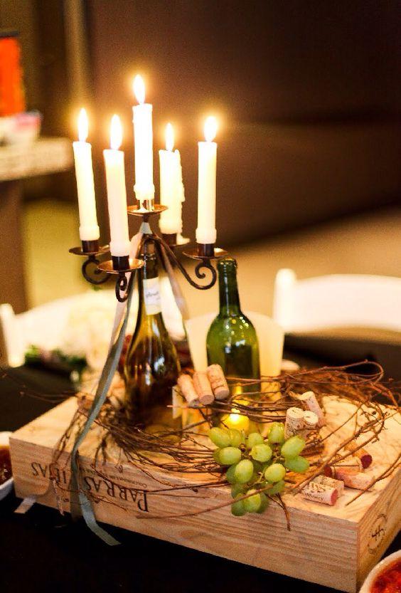 Matrimonio Tema Yankee Candle : Matrimonio a tema vino idee e tutorial sposa felice