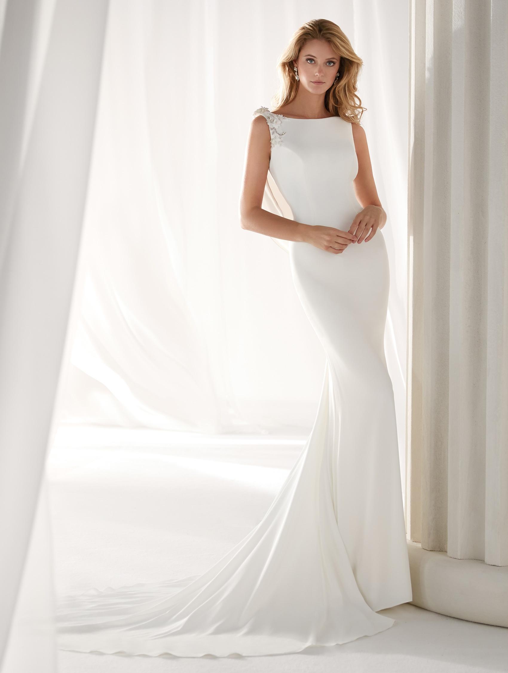 896b7bf767ae nicole spose 2019 nuova collezione abiti da sposa 33 - Sposa Felice