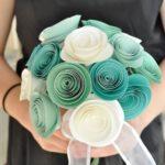 Fiori giganti in carta e non solo per decorare il vostro matrimonio 7