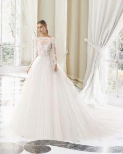 Rosa Clarà abiti da sposa collezione 2019 1