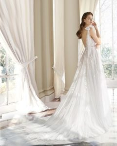 Rosa Clarà abiti da sposa collezione 2019 2
