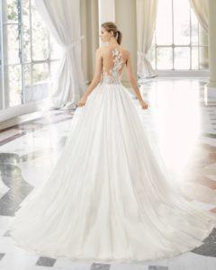 Rosa Clarà abiti da sposa collezione 2019 3