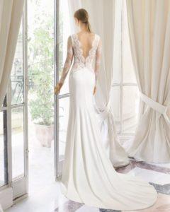 Rosa Clarà abiti da sposa collezione 2019 4