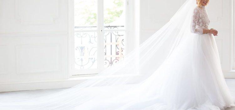 Tutti i look sposa di Chiara Ferragni al matrimonio con Fedez
