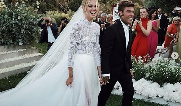 Chiara Ferragni e Fedez si sono sposati… finalmente