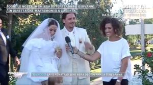 Il matrimonio di Teresanna Pugliese tra sorrisi e polemiche 3