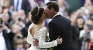 Il royal wedding di Eugenie di York 1