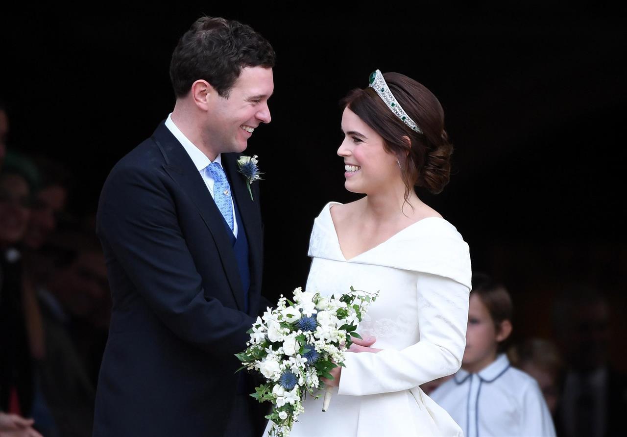 be08a6e361d5 Il royal wedding di Eugenie di York