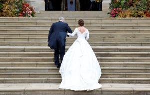 Il royal wedding di Eugenie di York 5