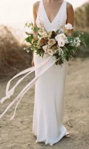 decorazioni floreali matrimonio boho chic 1