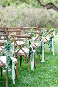 decorazioni floreali matrimonio boho chic 20