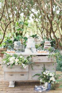 decorazioni floreali matrimonio boho chic 21