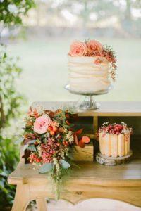 decorazioni floreali matrimonio boho chic 22