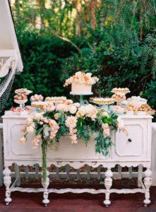 decorazioni floreali matrimonio boho chic 24