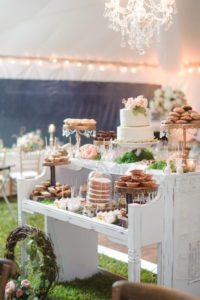 decorazioni floreali matrimonio boho chic 25