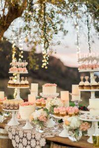 decorazioni floreali matrimonio boho chic 26
