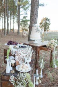 decorazioni floreali matrimonio boho chic 29
