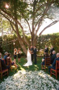 decorazioni floreali matrimonio boho chic 31