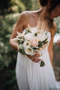 decorazioni floreali matrimonio boho chic 4