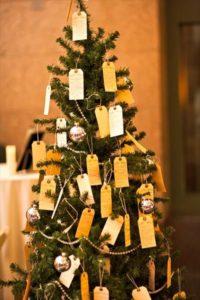 Christmas Wedding Inspiration Board 12