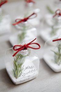 Christmas Wedding Inspiration Board 13