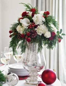 Christmas Wedding Inspiration Board 18